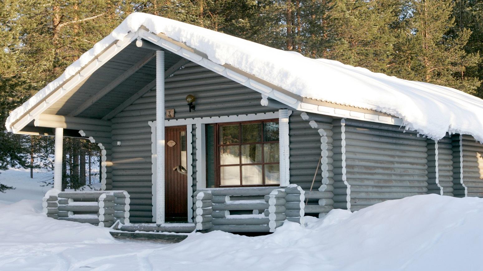 cabaña pequeña salla