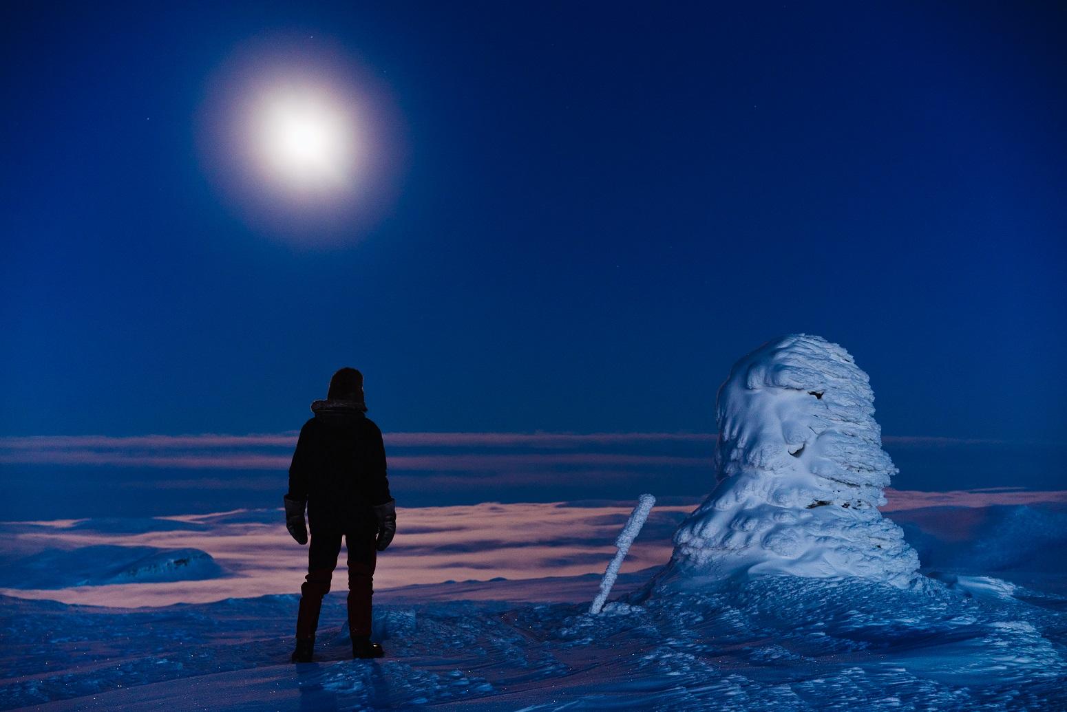 laponia auroras boreales elfos duendes santa claus