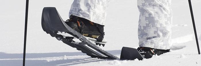 Alpes de Lynge viaje laponia raquetas de nieve