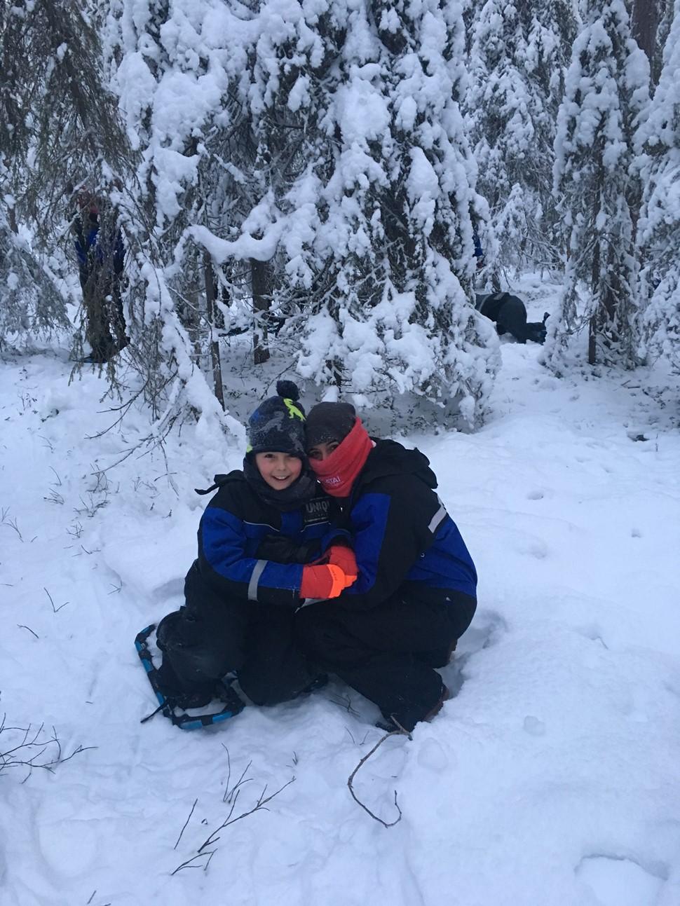Carmen Montil Fin de Ano Arctic Circle 2018