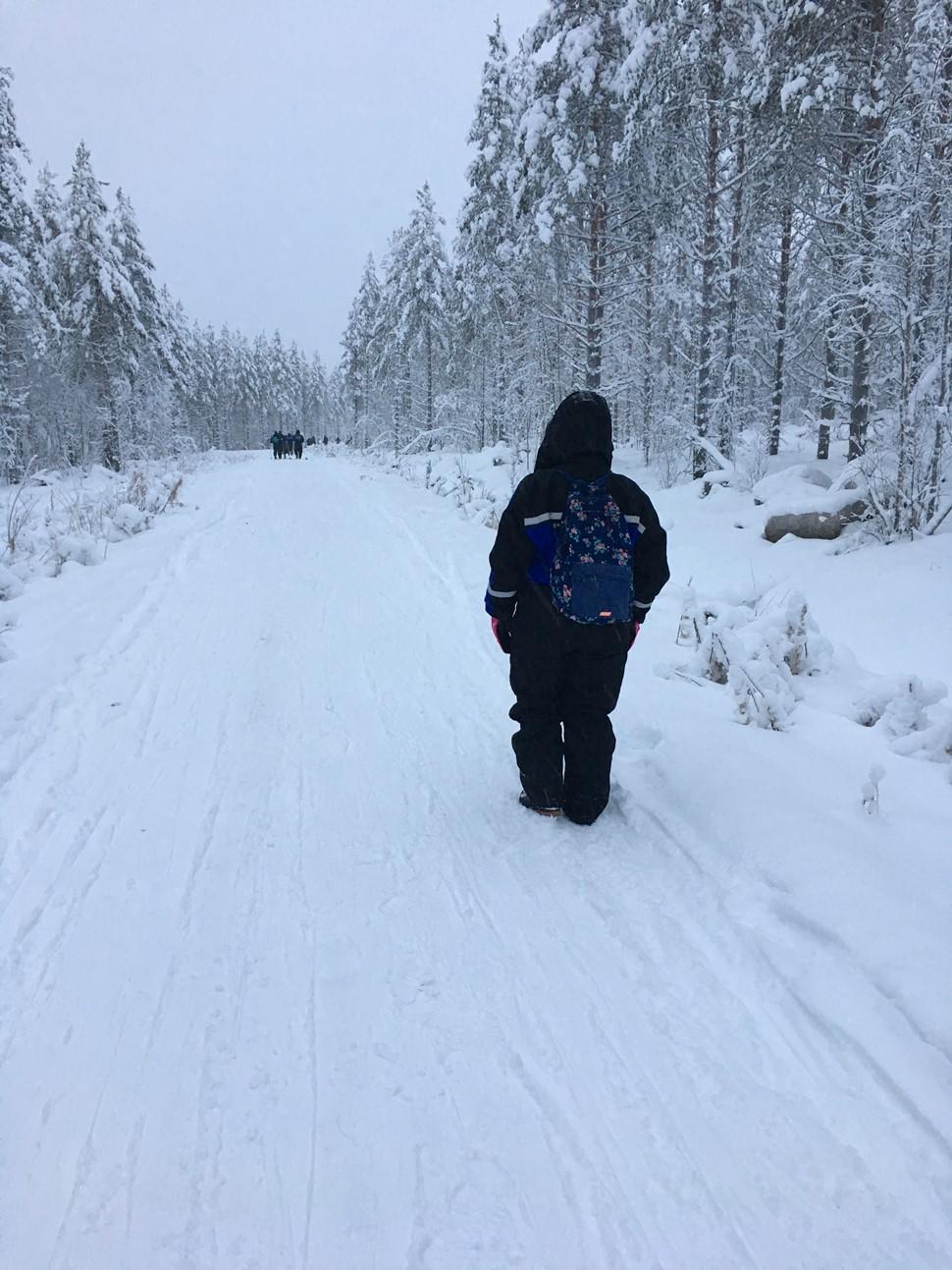 Carmen Montil Fin de Ano Arctic Circle 2018 01