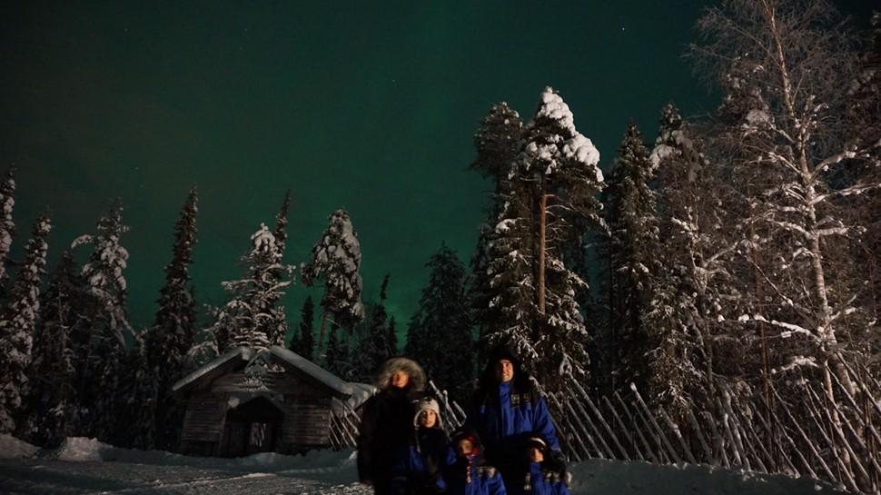 Familia Rovaletti Mola Arctic Circle Reyes