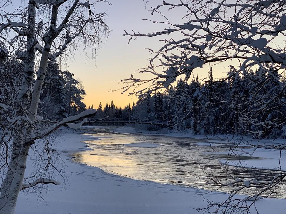 Isabel Abellan Nochevieja 2018 Arctic Circle Wilderness 02
