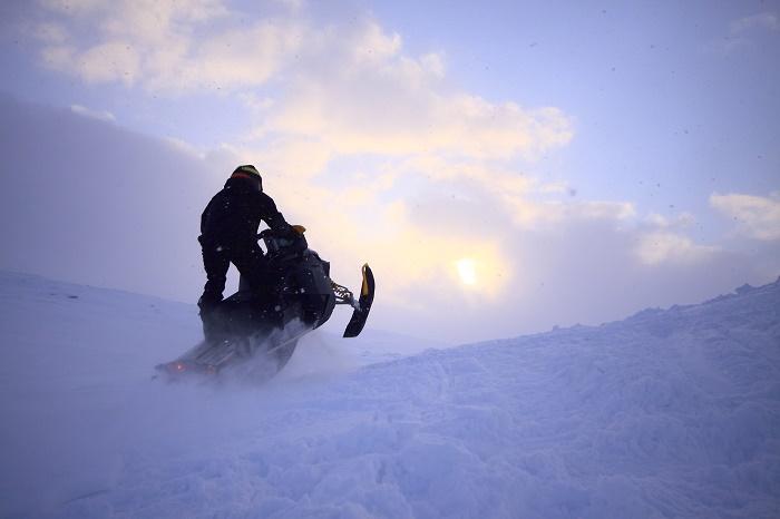 Snowmobile rovaniemi