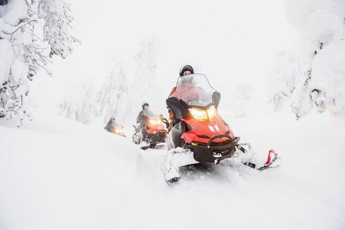 aventura arctic viajar laponia