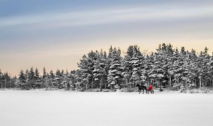 papa noel laponia experiencia boreal