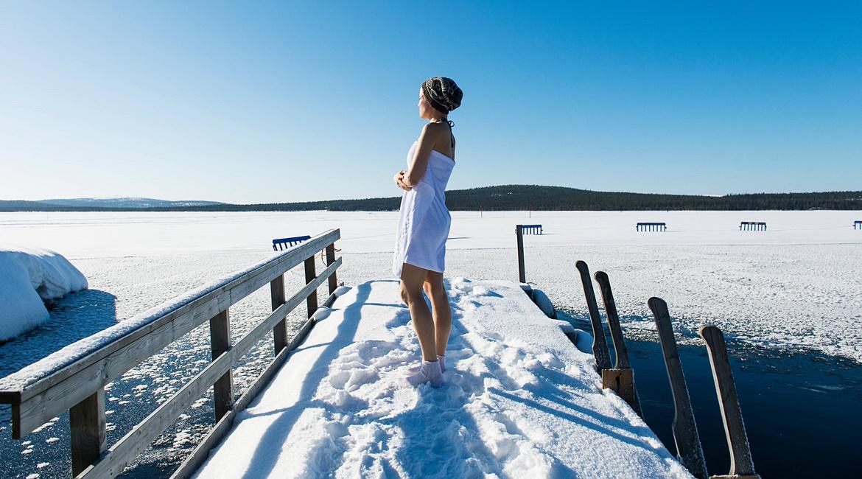 Clima En Laponia Clima En Un Viaje A Laponia