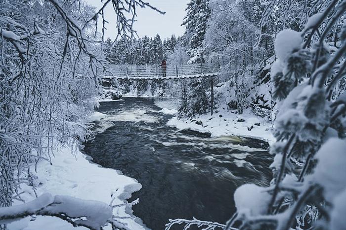 puente diciembre oivanki viajar a laponia 09