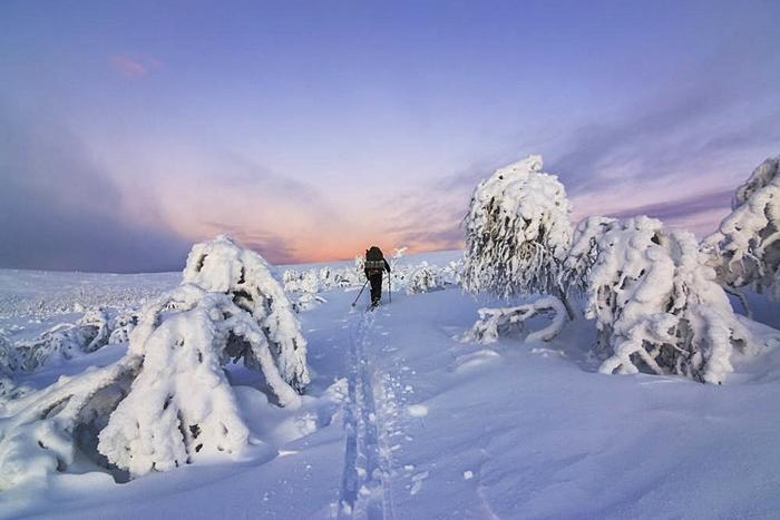 ruka diciembre 2017 viajes a laponia