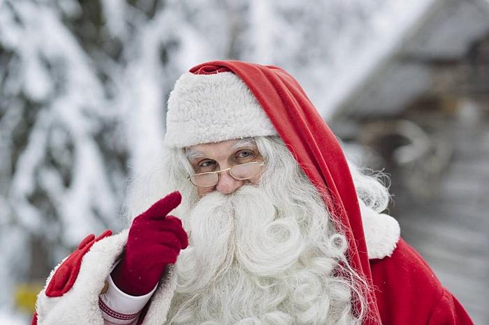 salla holiday diciembre papanoel en laponia