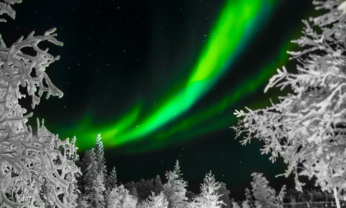 vacaciones en familia objetivo aurora boreal