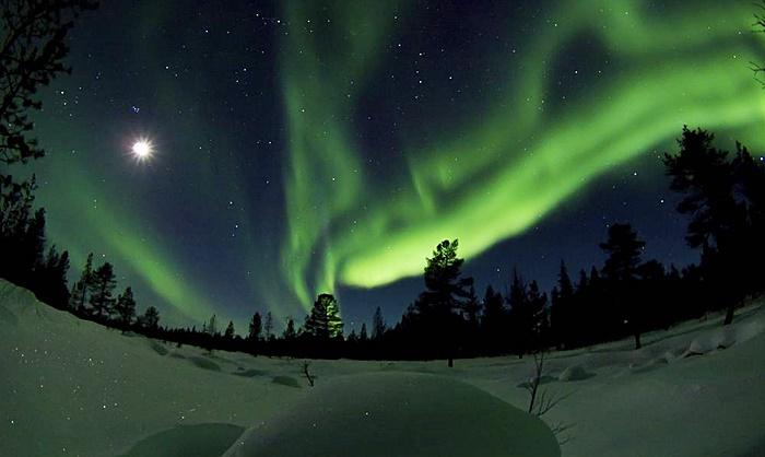 vacaciones en laponia experiencia boreal