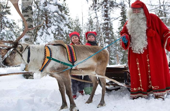viaje a laponia arctic circle diciembre
