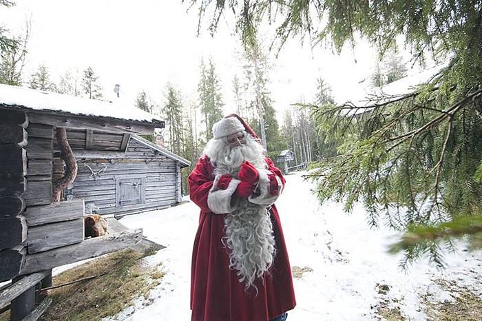 viajes a laponia saariselka puente de diciembre 6