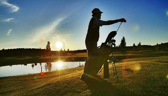 viajes laponia golf sol medianoche laponia